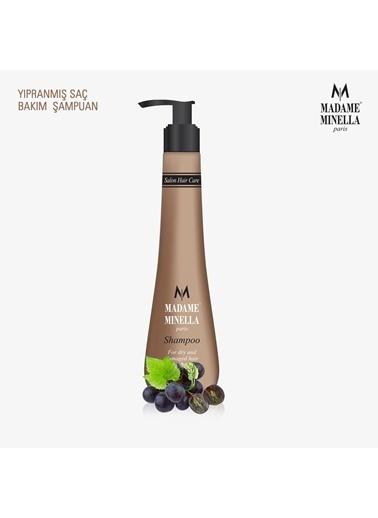 Madame Minella Kuru Ve Yıpranmış Saç Bakım Şampuan 250 Ml Renksiz
